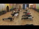 Техника исполнения трюков в народном танце. Педагог класса - Сергей Другов