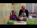 Пирог с рисом курагой и изюмом