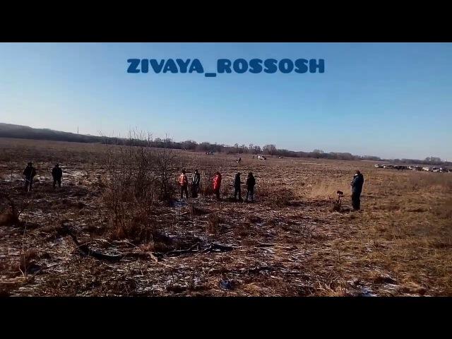 военно-исторической реконструкции в память о событиях 43-го в городе Россошь