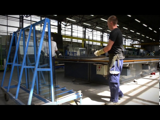 Изготовление деревянных финских окон