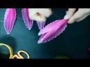 Hoa voan - Hướng dẫn chi tiết cách làm Hoa Lily