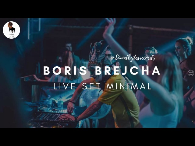 Boris Brejcha - Live Set Minimal @SOUNDBYTESRECORDS
