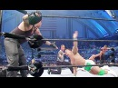 The Undertaker & John Cena vs. Kurt Angle & Chris Jericho: SmackDown, July 11, 2002