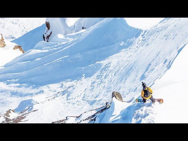 How Victor de Le Rue sees Alaska's steepest lines.   Sweet and Sour POV