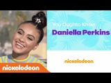 Daniella Perkins Talks Oprah, Fashion & Her Character Ciara ? | Knight Squad | Nick