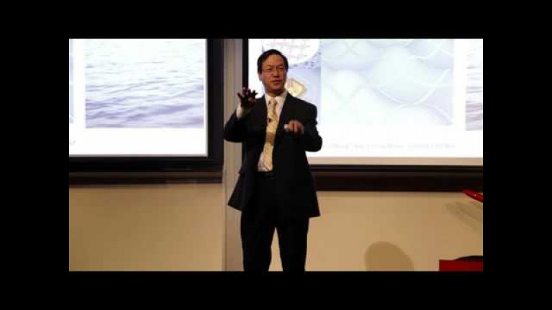 Nanogenerators for Micro to Mega Scale Energy Harvesting | Zhong Lin Wang | TEDxGeorgiaTech