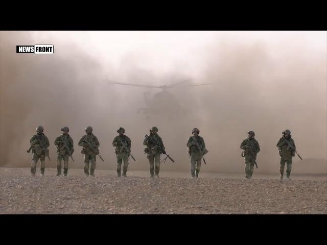 Как работает российский спецназ в Сирии