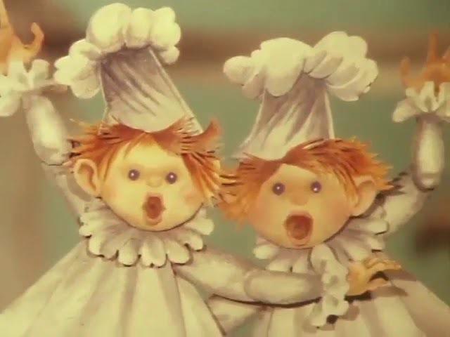 Лоскутик и Облако. Все серии (1978) Рисованный мультик | Золотая коллекция