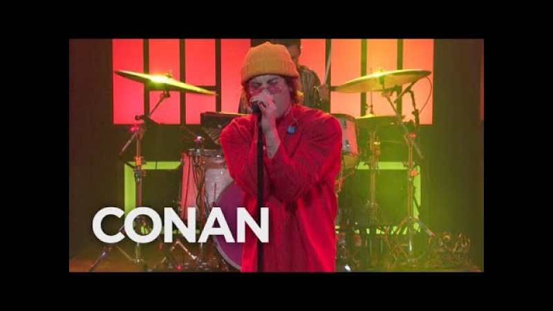 Judah The Lion Going To Mars 020718 - CONAN on TBS