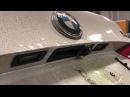 Установили омыватель камеры BMW X5 F15