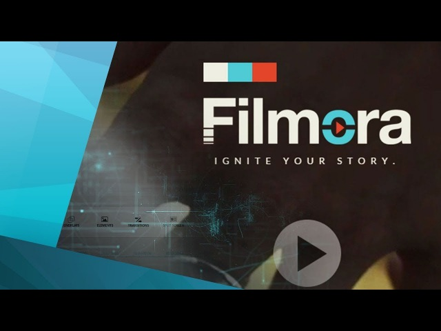 Тестовое Интро В Филморе | Test Intro In Wondershare Filmora