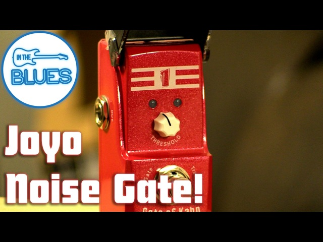 Joyo Ironman Gate of Khan Noise Gate Pedal