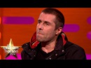 Liam Gallagher Genuinely Doesn't Like His Brother Noel The Graham Norton Show