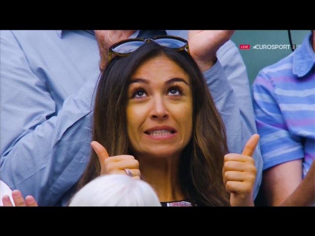 TENNIS - Wimbledon 2017 - final (FEDERER - CILIC)
