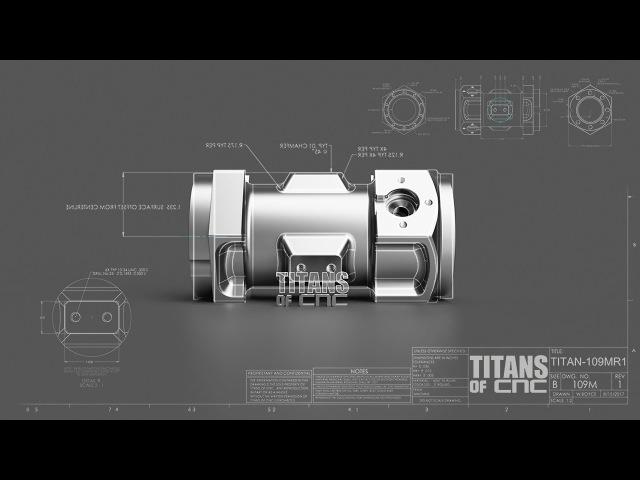 5 Axis Aerospace Tutorial - CAD