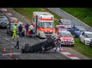 NÜRBURGRING CRASH COMPILATION Nordschleife CRASH FAIL Compilation Touristenfahrten VLN