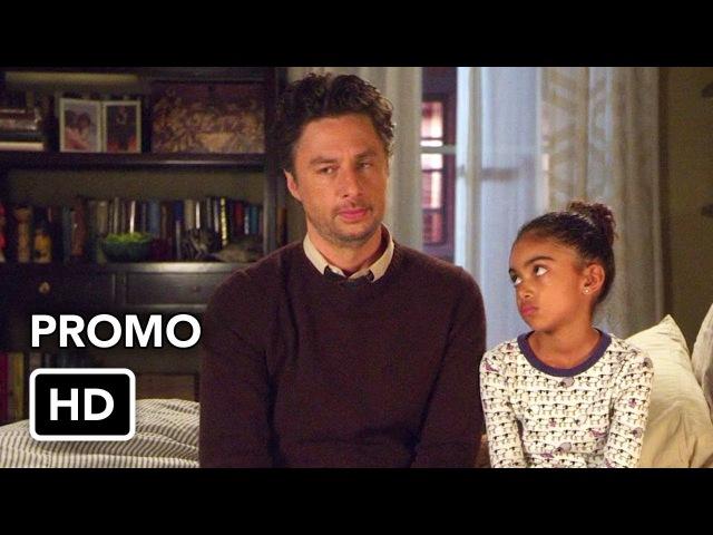 Alex, Inc. (ABC) Temperature Promo HD - Zach Braff comedy series
