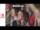 Believe by Josh Groban Polar Express Cover by One Voice Children's Choir and Peter Hollens