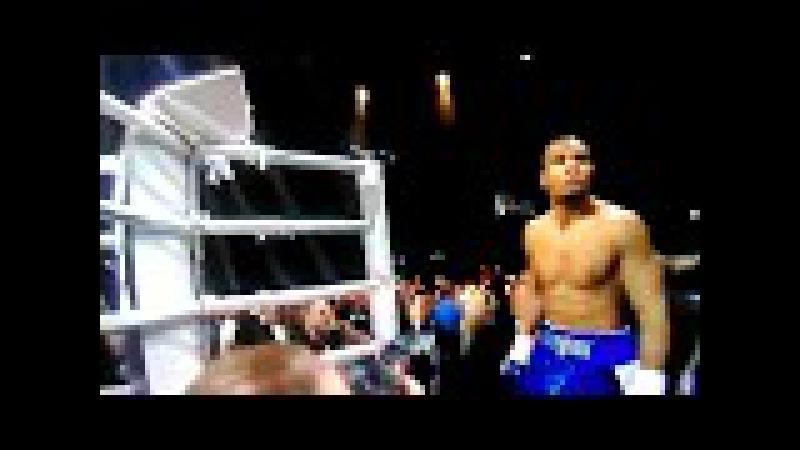 Chris Eubank Jr Ring Walk v Avni Yildrim (World Super Series)