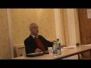 Зазнобин В М 2011 03 24 Мутагенный фактор городов Русская идея справедливости Уби...