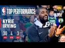 Kyrie Irving Scores 30 Points in Less Than 25 Minutes vs. Magic | November 24, 2017 #NBANews #NBA #Celtics #KyrieIrving