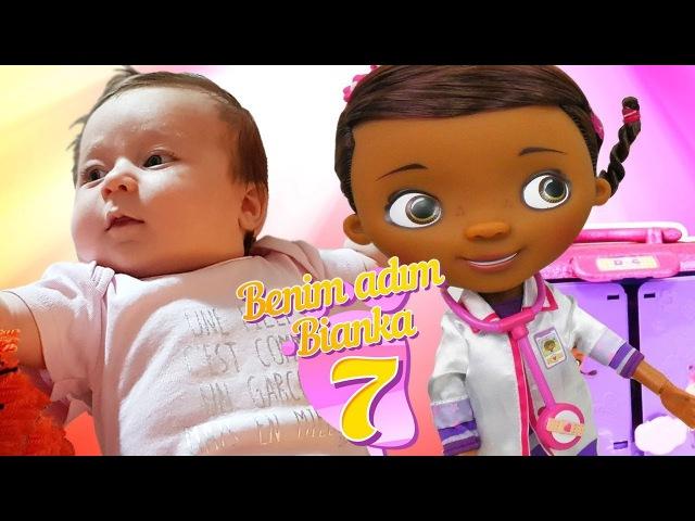 Benim adım Bianka 7. bölüm. Bebek bakma oyunu