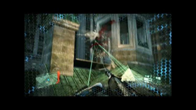 Ходячий труп 4 Crysis 2