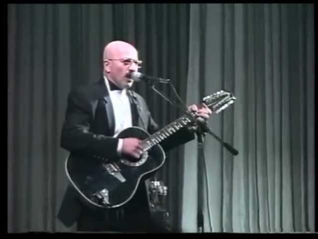 Александр Розенбаум в Красноярске 1996г.