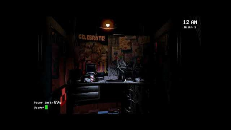Five Nights at Freddy's - возврвщение фнафа