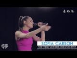Sofia Carson - Love Yourself  (Justin Bieber Cover) - Live
