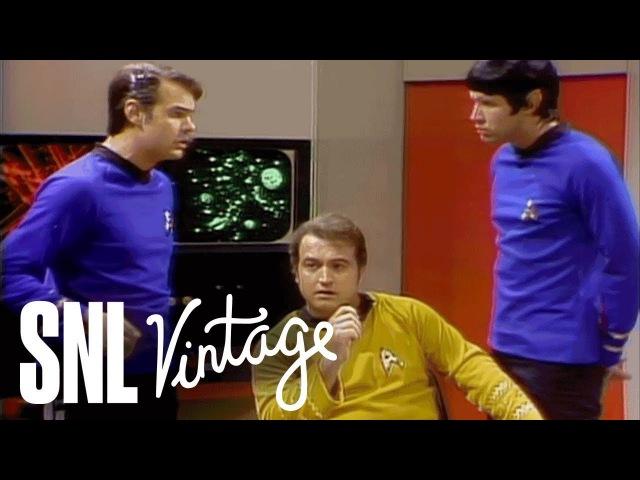 Saturday Night Live - Star Trek: The Last Voyage