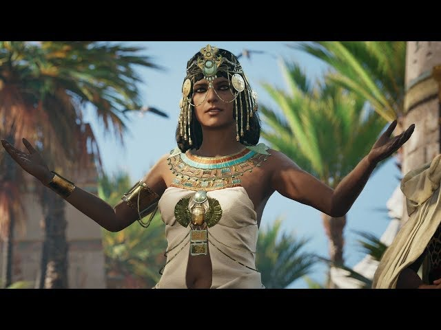 Assassin's creed : Истоки . Часть 9 . Меджай из Египта .