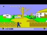Cabal Денди - Прохождение (Кабал Dendy, NES - Walkthrough)