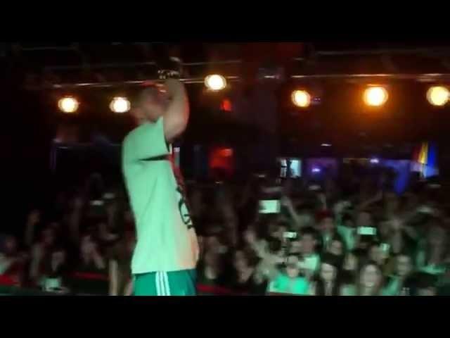 Zippo feat. NaCl - Куришь Часто (Live Казань 15.05.14)