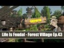 ★ Life Is Feudal Forest Village ★ Let's Play Gameplay Part 43 GROWTH