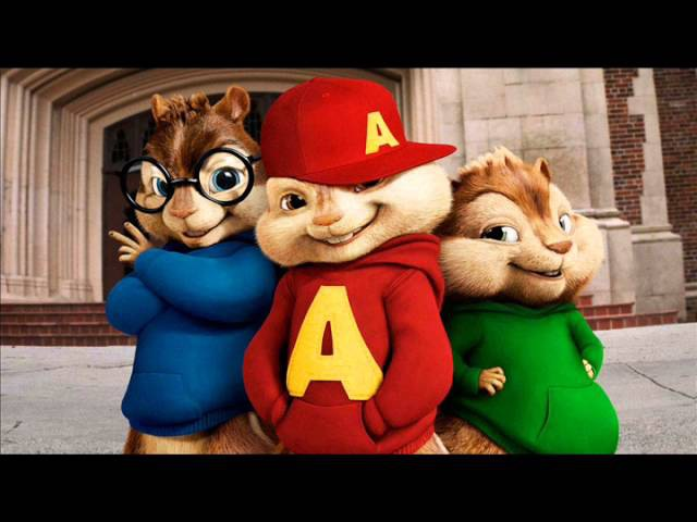 2-Chainz, Wiz Khalifa - We Own It (Fast And Furious 6) (Alvin and The Chipmunks)