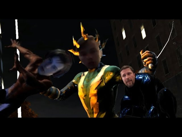 (5) Спуди пытается спасти мир от Коли и Шария!