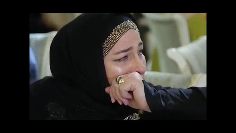 МАККА МЕЖИЕВА НЕ МОГЛА СДЕРЖАТЬ СЛЕЗ ОТ ПЕСНИ Ислама Музаева «Сан йиша»