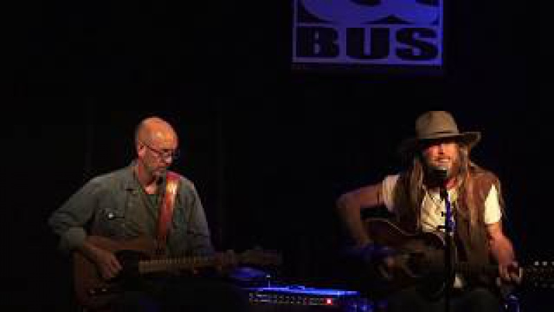GRAYSON CAPPS CORKY HUGHES live at the club the Q bus in the city Leiden in Holland Tuesday 14 nov