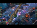 LoL Combos and Combats very Good Top Relay Highlight League of Legends