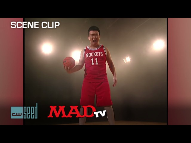 MADtv | Yao Ming the Basketball Superstar | CW Seed