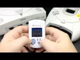 VMµ - RetroPie Gaming Handheld Inside a Sega Dreamcast VMU