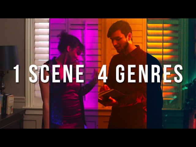 How to Light 4 Genres in 4 Minutes