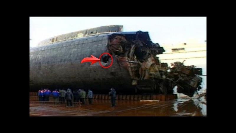 Запрещённый к показу в РФ документальный фильм: Курск. Подводная лодка в мутной воде