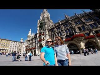 Автотрип по Европе с GoPro Session5