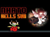 Nhato - Hell's Sun Touhou (Blind Drum Cover) -- The8BitDrummer