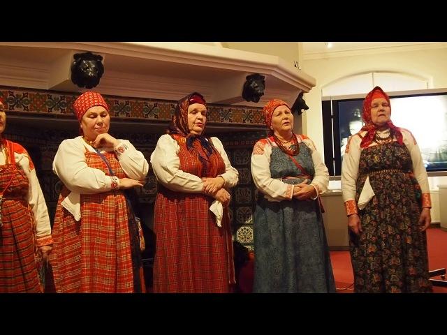 Уж но маменька. Сузёмье. Tradition. Folklore. дәстүр.