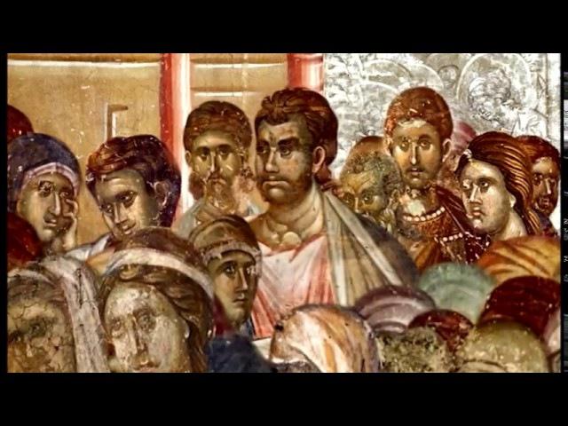 Литургия Часть 4 Ангелы и люди объединяются Малый вход Евангелие
