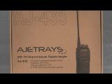 П.С.КОМ. Знакомство с моделью № 5 и Unboxing №5. Ajetrays AJ-435. NEW!!!!!