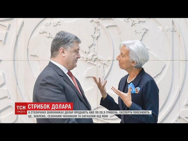 МВФ відмовився обговорювати наступний транш позики, бо Україна не виконує своїх зобовязань